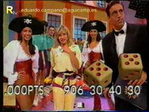 Recuerda TV  De DADO a DADO  El Gran Juego de la OCA  Antena 3 1993