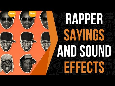 Trey Songz SFX, Sound Effects, Sayings and Catch Phrases Acapella