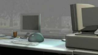 Mic & Mac - A PC saves an iMac G4