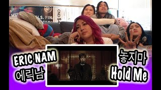 Download [KPOP REACTION] ERIC NAM 에릭남 -- HOLD ME (LIVE BAND PERFORMANCE) 놓지마 Mp3