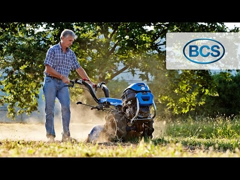 Two-wheel tractors BCS PowerSafe®