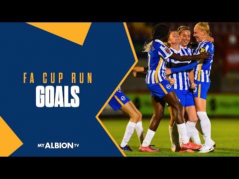 Albion's 200/21 FA Cup Run to Semi-Finals