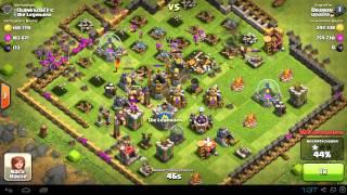 Clash Of Clans - 930k mit 5er Truppen