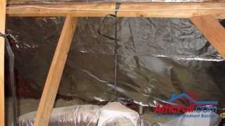 How to Install Radiant Barrier AtticFoil - Part 2 Thumbnail