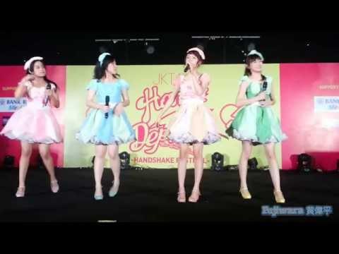 JKT48 - 4 Gulali performance HS Maeshika Mukane