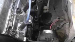 Ваз 2115 как правильно мерить уровень масла в двигателе!!!(stas alekseev)