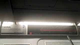 Crown Heights-Utica Avenue bound R142 (5) train ride Borough Hall-Atlantic Avenue