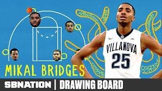 Nobody gets past Villanova's Mikal Bridges