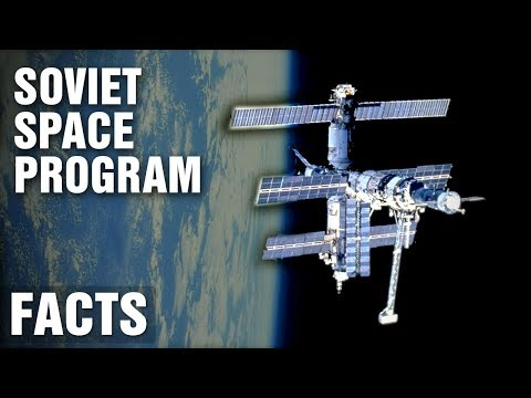 Surprising Facts About the Soviet Russian Space Program