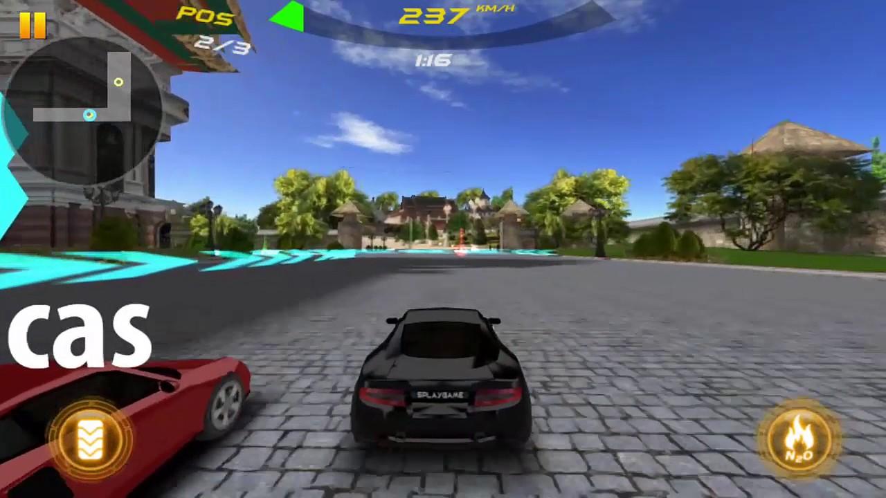 Araba Oyunu Siyah Araba Ile Araba Yarışı Oyunu Oynuyoruz çocuk