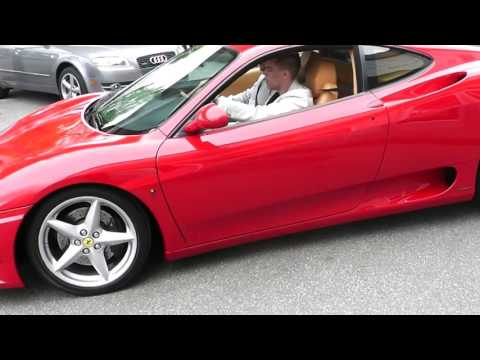 Picking Up My Ferrari 360 Modena at 23 - Happiest Day Of My Life
