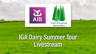 IGA Dairy Summer  Tour Live