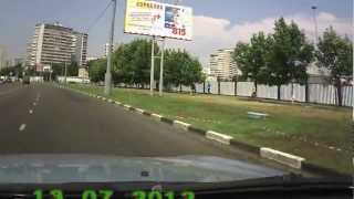 нелегальное такси возле Люблизона(, 2012-07-13T09:35:08.000Z)