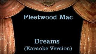 Fleetwood Mac - Dreams - Lyrics (Karaoke Version)