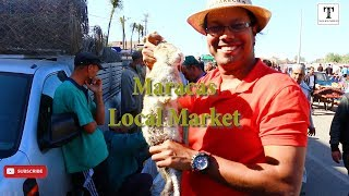 Maracas Local market | Travel With Tanvir Opu