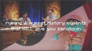 Download ruining & puppet history moments that WILL give you serotonin Mp3 and Videos