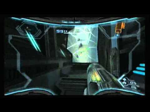 Let's Play Metroid Prime 3: Corruption (04) Meta Ridley