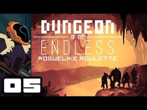 Let's Play Dungeon of the Endless [Roguelike Roulette] - Part 5 - It Is Good Day To Be Giant Man!