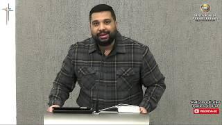 Ação de Graças 1 Corintios 1.4-9  Pr. Antônio Dias 21-05-2020