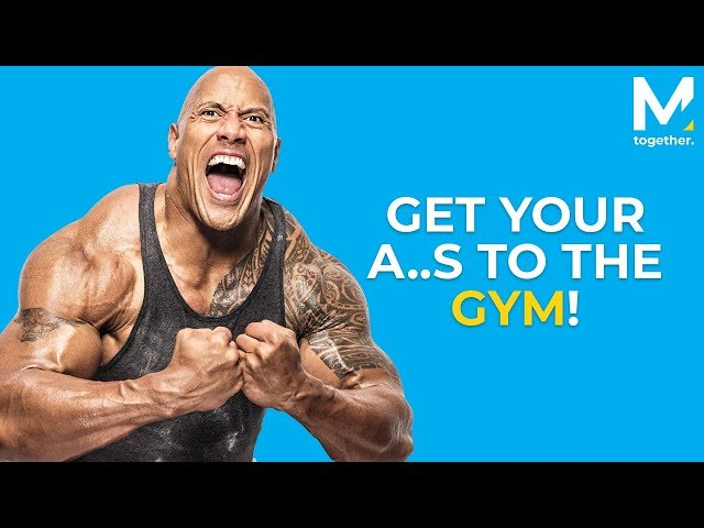 WATCH THIS BEFORE GOING TO THE GYM! Dwayne Johnson