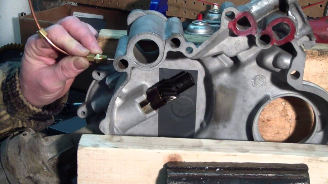 AMC External Distributor Gear Oiler Addition