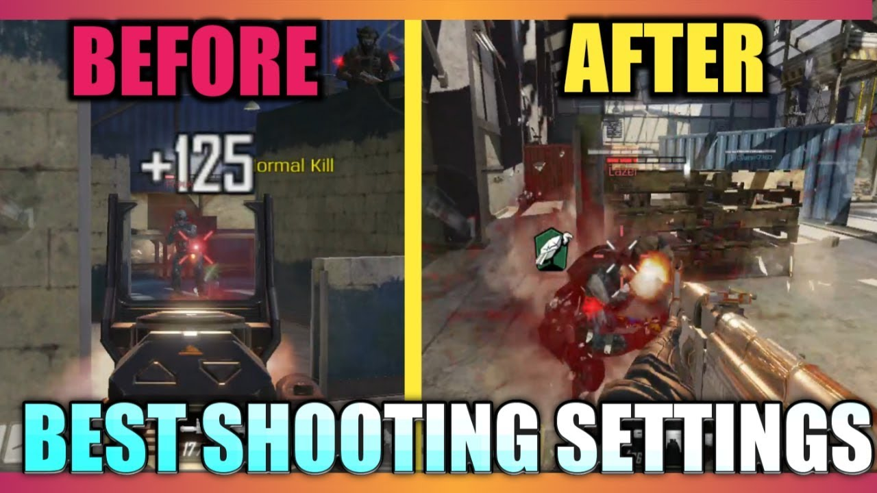SCRIPT CALL OF DUTY MOBILE : BODY COLOR , UNLIMITED AMMO, NO ... -