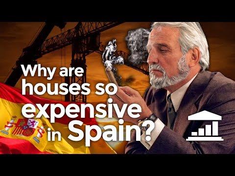 Why is HOUSING so EXPENSIVE in SPAIN? - VisualPolitik EN