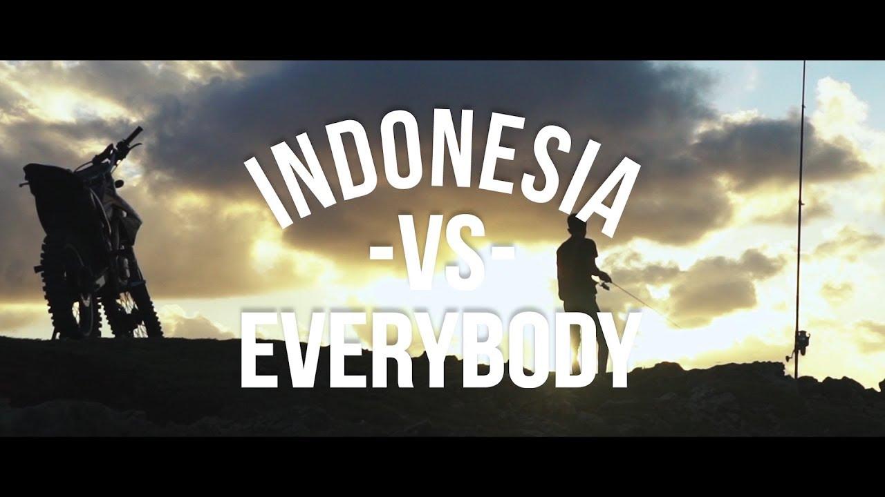 Siapa Mau Lawan Indonesia Halaman 1 Kompasiana Com