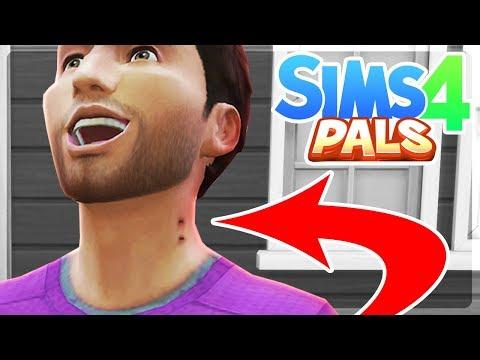 BITTEN BY A VAMPIRE!?? - Sims 4 Pals |