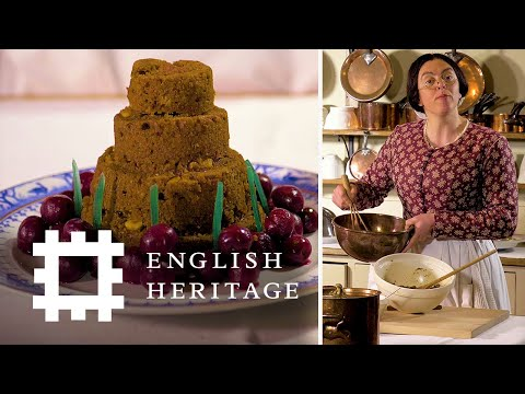 How to Make Brown Bread Pudding - The Victorian Way