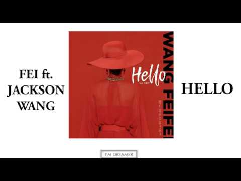 (EASY LYRICS) FEI ft. JACKSON WANG (GOT7) - Hello