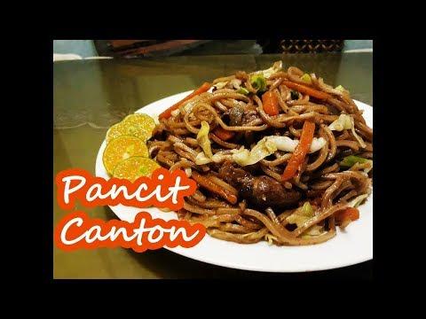 PANCIT CANTON!!!