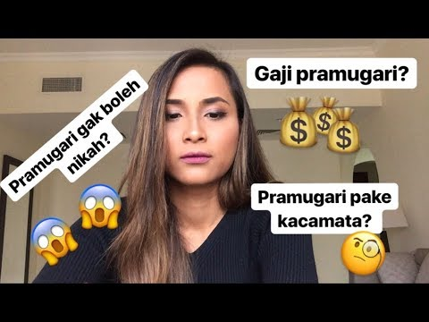 Gaji Pramugari Berapa? Q&A With Pramugari (emirates)