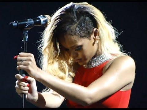 RIHANNA - DIAMONDS WORLD TOUR - Lisboa 2ª Parte -