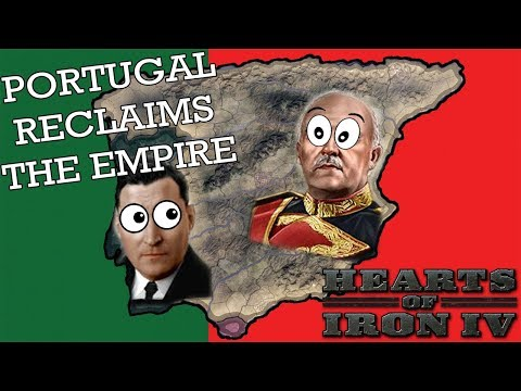 Spain's Little Brother Reclaims the Empire! - Hearts of Iron IV