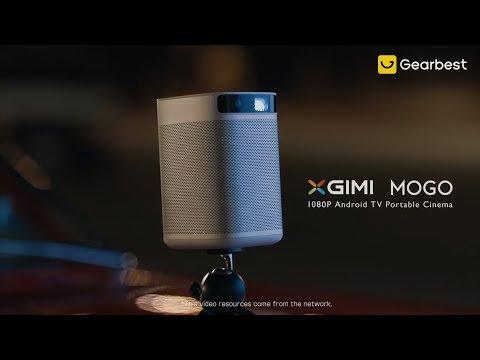 XGIMI XJ03W MOGO DLP 3D Projector - Gearbest.com