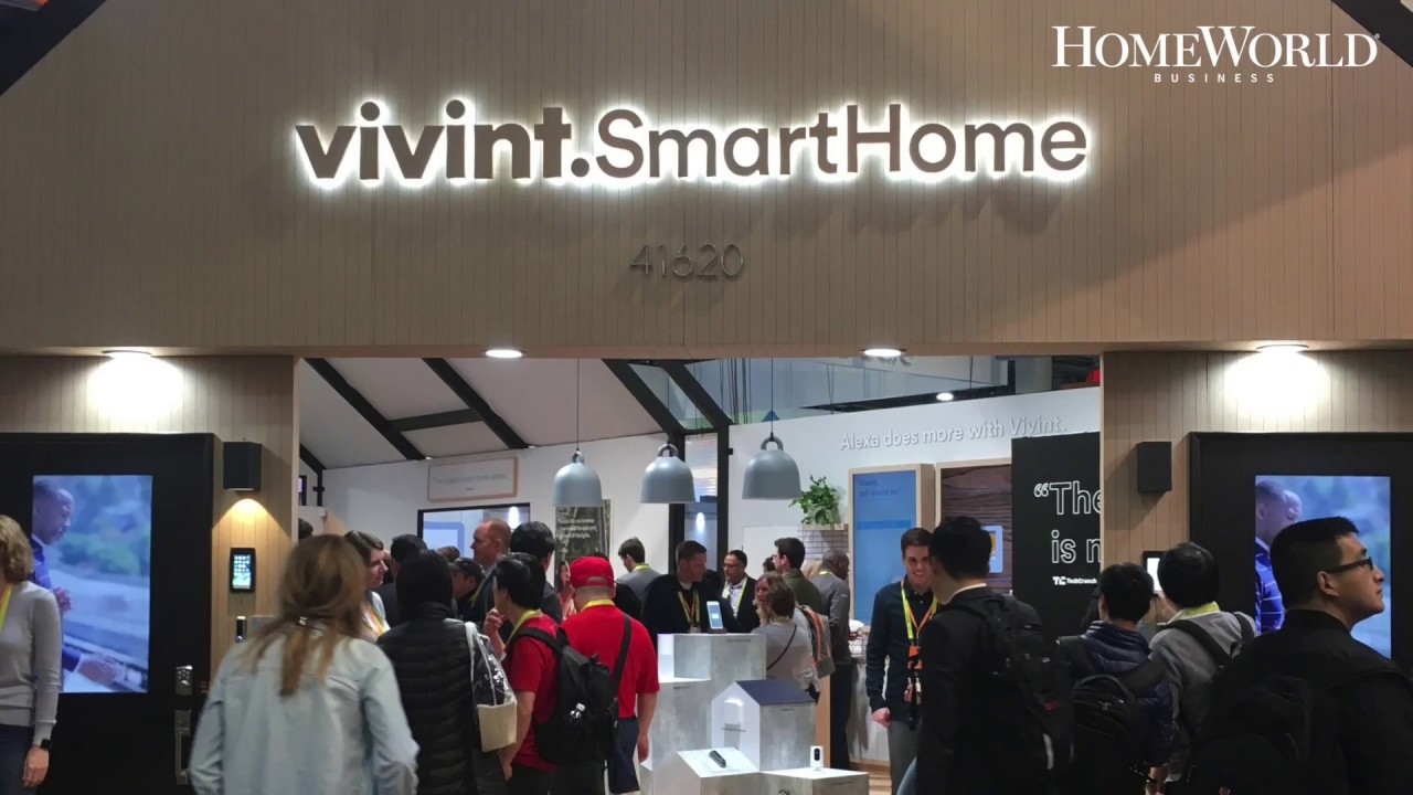 Smart Home Tech At Ces 2017 Youtube