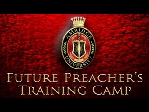 """Future Preacher's Training Camp"" Interview with Roger Shepherd"