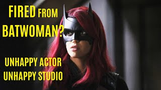Ruby Rose Fired From Batwoman? Unhappy Actor Unhappy Network