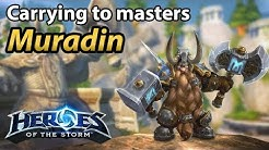 Carrying to Masters with Muradin