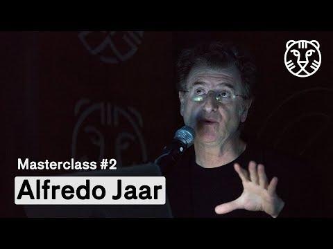Masterclass #1 - Alfredo Jaar