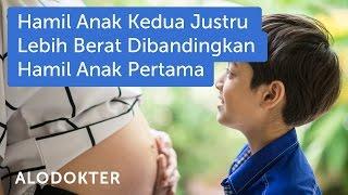 Hamil Anak Kedua Justru Lebih Berat Dibandingkan Hamil Anak Pertama