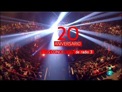 Concierto 20º Aniversario de Los Conciertos de Radio 3