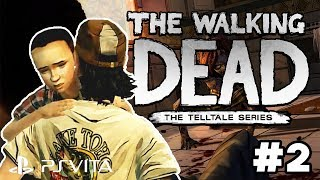 UN PREMIER CHOIX MORTEL ! Let's Play TWD PS Vita #2 Saison 1 Ep 1 The Walking Dead Telltale Games