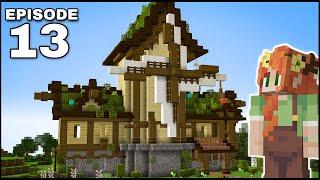 Hermitcraft 8: The Farm Windmill | Episode 13