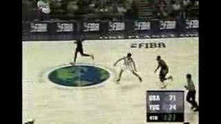 SP 2002 JUGOSLAVIJA - USA 81:78 - Iggy Speed