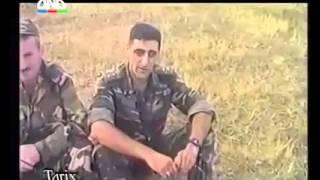 Ermeni Kafası Kesen Türk Subayı