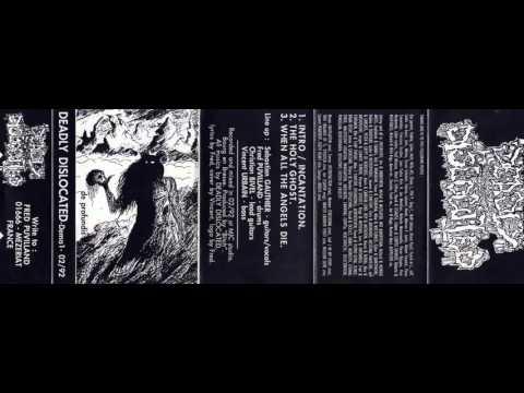 DEADLY DISLOCATED (france) ´´de profundis´´ demo 1992