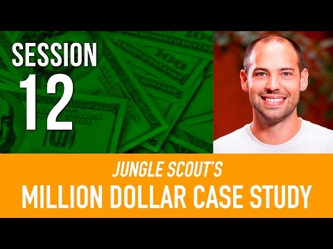 PRODUCT LAUNCH strategies 🚀 Million Dollar Case Study | Jungle Scout I Session 12