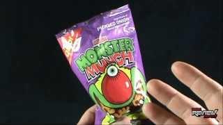 Random Spot - Mega Monster Munchpickled Onion Baked Corn Snacks